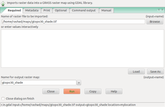 r.in.gdal(required parameters)